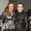 83 Carmina Zamorano and Rafael Chavez at the Vault Light as Air fashion show January 2015