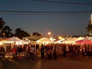 Markets Houston presents Yuppie Dog Heights Night Market
