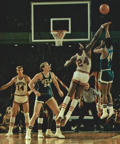 Game of the Century University of Houston, UCLA