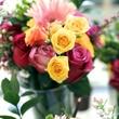 Flowers by Krystal, Krystal Schlegel, Winter bouquet