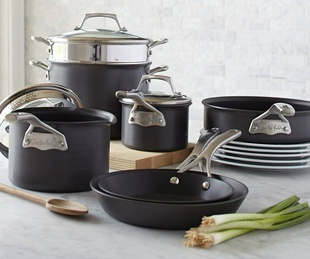 Sur la Table pots and pans