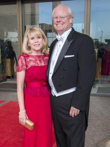 423 Zane and Brady Carruth at the Houston Symphony Centennial Ball May 2014