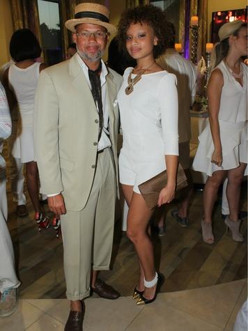 Jackson and Jasmine Nalls, Hollywood Domino Party