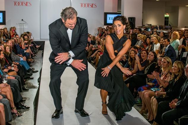 News, Shelby, Tootsies Love's in Fashion, Feb. 2015, Cal McNair, Hannah McNair