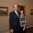 4 Brad and Leslie Bucher at the MFAH Impressionism dinner December 2013