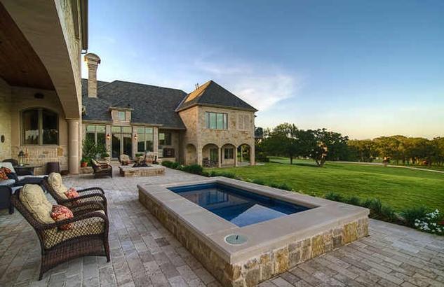 32 acres estate in Flower Mound Texas