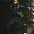 Usher fist