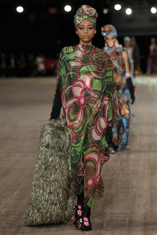 Marc Jacobs spring 2018 look 33