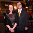 "Dr. Holly and Reuben Rosof at Crossroads School's ""Superhero Soiree"" Gala February 2015"