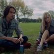 Daniel Zovatto and Maika Monroe in It Follows