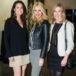 4.Molly Axline, Tamara Castillas, Lori Moraine, light the runway kick off event