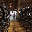 The warehouse-style feel of Buck's Bikes