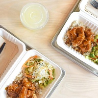 General Tso'Boy Lucky Lunch Box