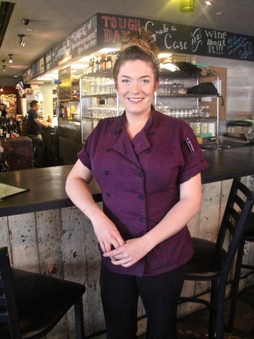 Erica Beneke Max's Wine Dive Austin chef