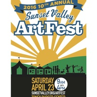 Sunset Valley Arts Comission presents 2016 Sunset Valley ArtsFest