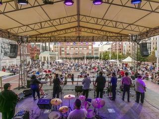 Sundance Square Plaza presents Bands On The Bricks