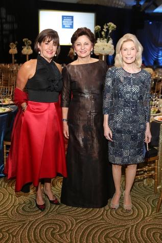 News, Shelby, UNICEF gala, Nov. 2015, Cathy Cleary, Beth Madison, Frances Marzio