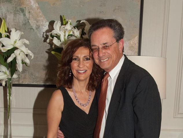 72 Santa Maria Gala May 2013 Dr. Connie Almeda and Dr. Steve Schnee