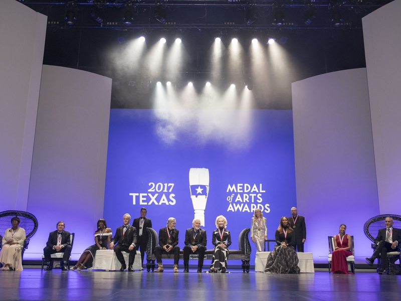 Texas Medal of Arts Awards