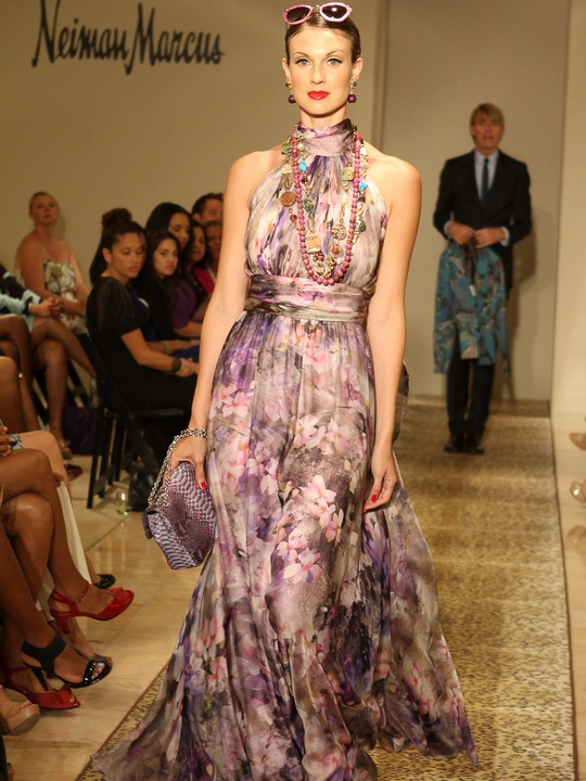 What you should be wearing neiman marcus fashion guru pulls ken downing picks june 2012 muted floral evening gown junglespirit Choice Image