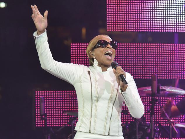 Mary J. Blige, Houston Rodeo 2013