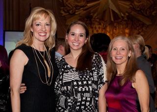 Lisa Endicott, Kylie Johnson, Nancy Addison