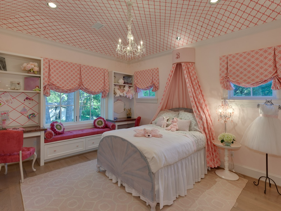 News_Pink Ribbon House_child's room_April 2012