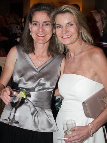 Austin Opera Serenata Wine Dinner & Auction Trina Thompson Judy Stuckman