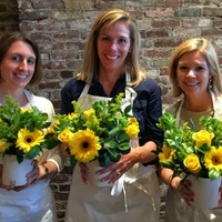 Alice's Table presents Thanksgiving Blossoms in the Wine Garden