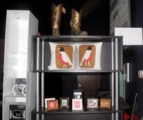 Austin Photo Set: News_Veronica_Aviary_Nov 2011_gold boots