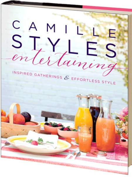 Camille Styles Cookbook