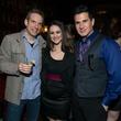 Houston Symphony YP party, Johannes Moser, Lauren Finkelstein, Chad Pitt