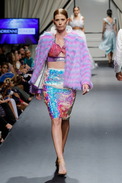 Adrienne yunger at Fashion X Houston