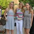 Jordan Kragen, Katie Horton, Lauren Allen, LPJC Summer Event
