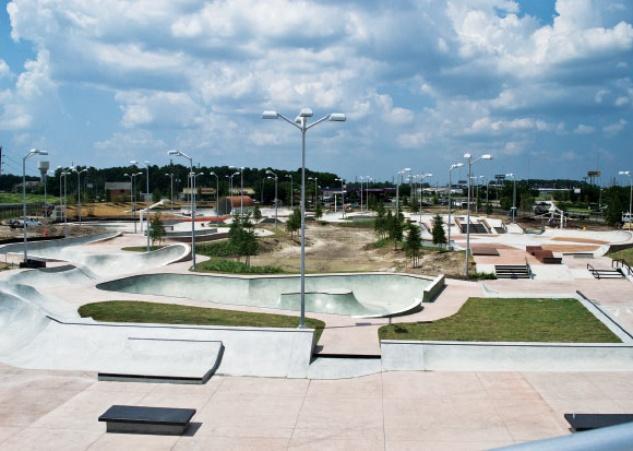 Spring Texas Skatepark