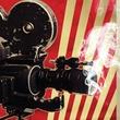 WorldFest Houston promotional poster with smoking movie camera