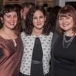 9 Jenni Bowman, from left, Merritt Talbott, Anita Taylor at the Bruce Munro VIP reception at Discovery Green November 2014