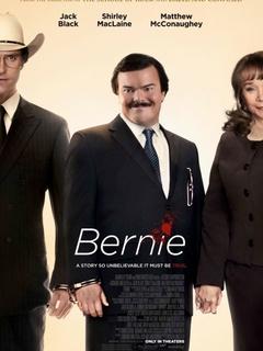 Bernie Movie Poster