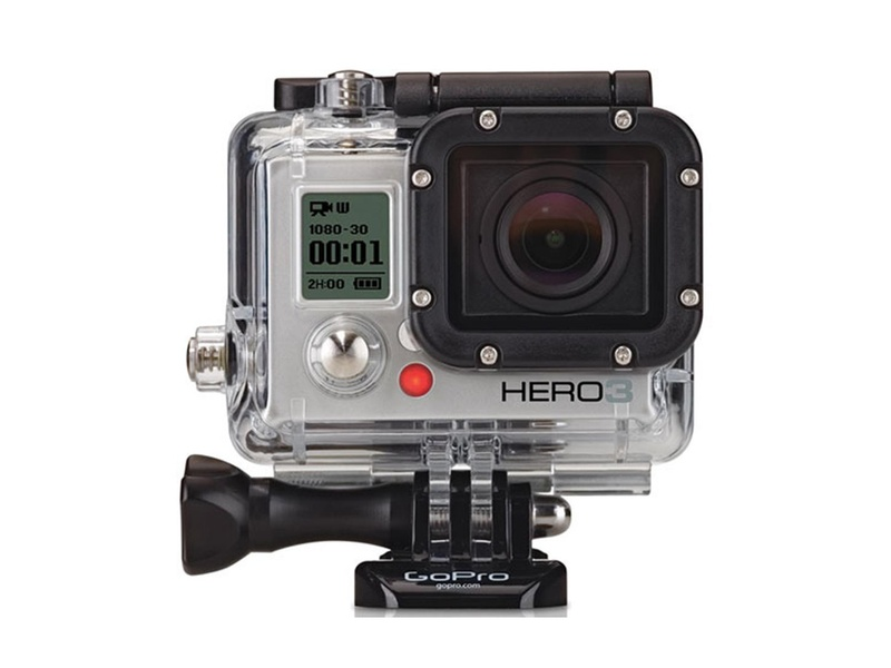GoPro HD Hero3 Silver Edition Camera_Sun and Ski Sports_gift guide
