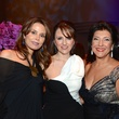 32 Sally Qasch, from left, Yamileh Salomon and Jalee Salee at the UNICEF Gala October 2014