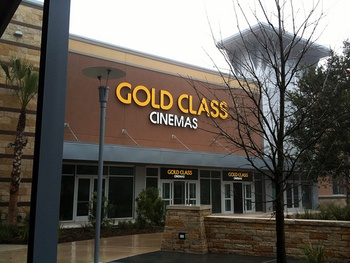 Austin Photo: Places_Arts_Gold_Class_Cinemas_Exterior
