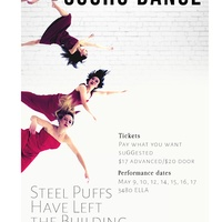 Suchu Dance presents Steel Puffs Have Left The Building