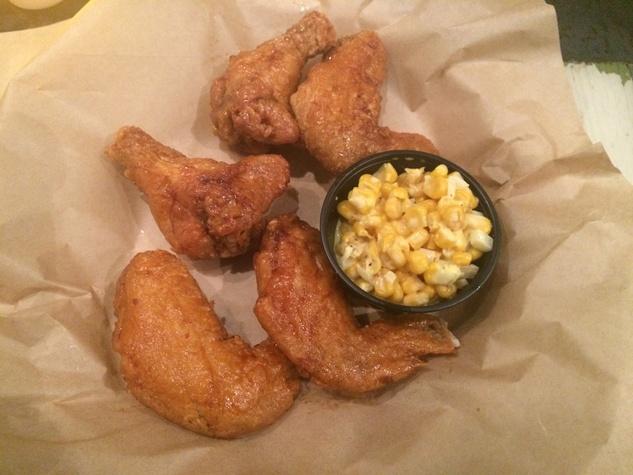 Dak & Bop Korean fried chicken wings