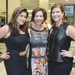6 Women of Wardrobe event August 2013 Marcy de Luna, Roseann Rogers, Lauren Levicki
