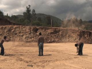 Edgardo Aragón, Video still from Efectos de Familia, 2007-2009