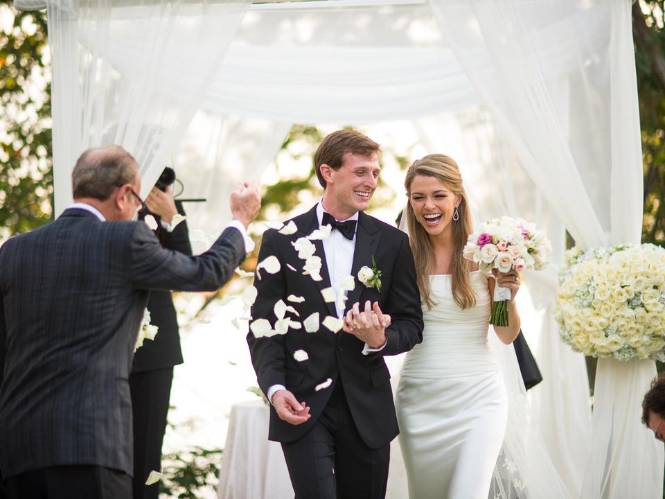 52, Wonderful Weddings, Brittany Sakowitz and Kevin Kushner, February 2013