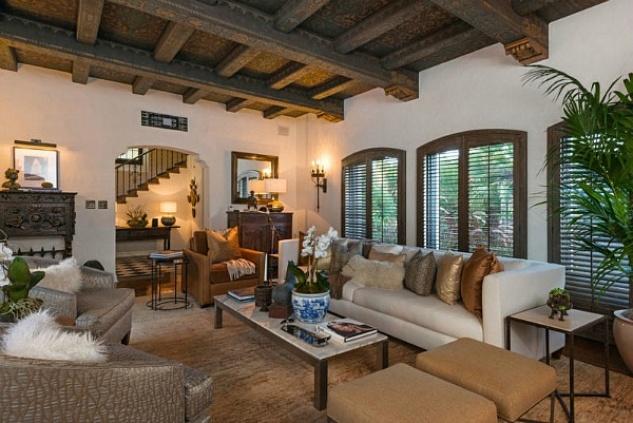Jim Parsons Los Feliz home 2014 3