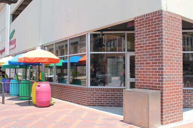 News_Bibas Restaurant_Exterior Corner_May 2012