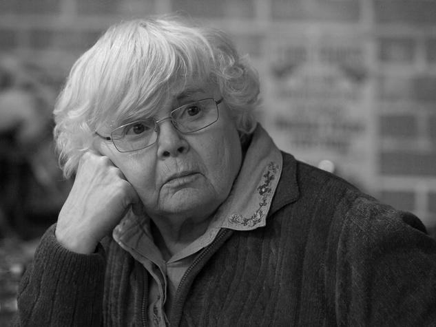 June Squibb in Nebraska