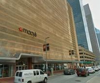 Macy's, downtown Houston, Google Maps